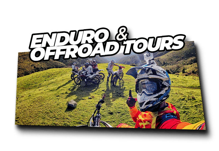 enduro offroad tours service button