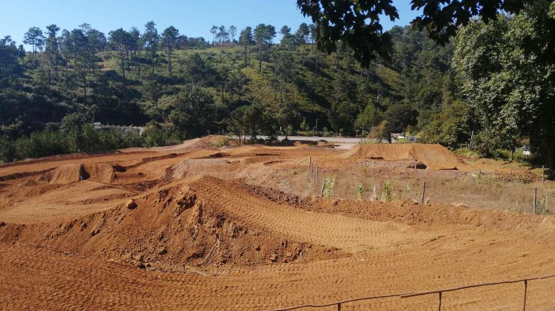 Neue Motocross-Strecke – Fajã da Ovelha